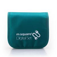 旅行收纳包 整理袋 移动硬盘包电源数据线配件包