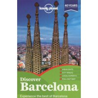 Lonely Planet Discover Barcelona (Travel Guide) [ISBN: 978-1742206233]