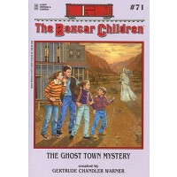 The Ghost Town Mystery 9780807528594