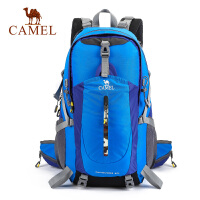 camel骆驼户外登山包双肩男女旅行背包徒步野营骑行旅游