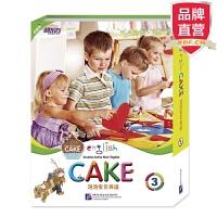 [包邮]点读书 泡泡宝贝英语3(English Cake 3)幼儿英语启蒙绘本【新东方专营店】