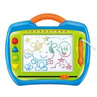 儿童写字板彩色磁性有声画板带印章宝宝绘画板涂鸦板玩具