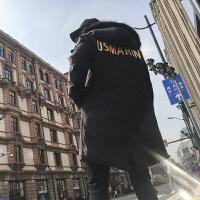 加厚保暖冬季装新款韩版修身棉衣棉服袄子男士中长款外套潮流帅气DJ-DS204