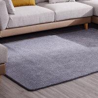 地毯客厅北欧毯子欧美简约现代美式沙发茶几毯可机洗床边卧室地毯
