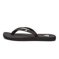 Adidas阿迪达斯 女鞋 2018新款运动休闲沙滩透气人字拖鞋 CP9873