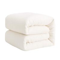 新疆棉被�棉花被子棉絮�稳舜�|被褥子全棉胎�W生手工春秋冬被芯