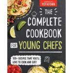【预订】The Complete Cookbook for Young Chefs