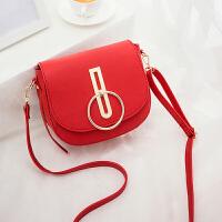 女士包包女2018款潮韩版时尚百搭斜挎包女上小包包简约单肩包