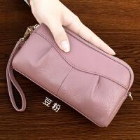 手拿包女小手包欧美大容量手抓包潮流时尚零钱手机包