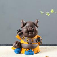 储钱罐大小号猪摆件家居饰品电视柜礼品装创意可爱猪个性中式