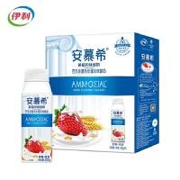 【6月产】伊利安慕希燕麦草莓200g*10