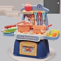 儿童过家家仿真厨房玩具套装3-4-5-6岁女孩煮饭男孩女童做饭厨具8