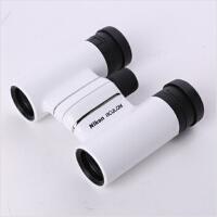 全国联保 尼康阅野ACULON T01 8x21便携双筒望远镜高倍高清微光夜视非红外  8X21白色