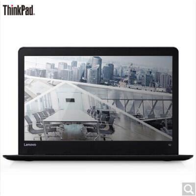 ThinkPad S2 2017款(08CD)13.3英寸轻薄笔记本电脑(i7-7500U 8G 256GSSD 背光键盘 FHD 触控屏 黑色)i7 7500 8G 256G 集显 win10