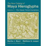 【预订】The New Catalog of Maya Hieroglyphs, Volume One: The Cl