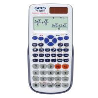 EATES/伊达时 科学函数电子计算器FC-82ESC/慧白 大中小学生统计中考高考试注册会计师计算机功能同FX-82