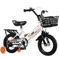 折叠儿童自行车宝宝2-3-4-6-7-10岁男孩女孩小童脚踏单车小孩