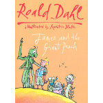 James and the Giant Peach [Hardcover] 詹姆斯和大仙桃 (罗尔德・达尔小说 精装) ISBN 9780141333182