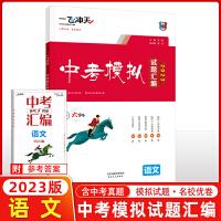 送三 2020版 一飞冲天中考模拟试题汇编语文 天津2020考生使用 含2014-2019天津中考真题6套 2020一