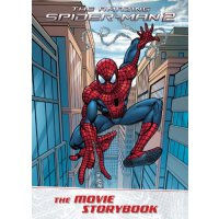 英文原版 超凡蜘蛛侠2 Marvel: The Amazing Spider-Man 2 Movie Storybook