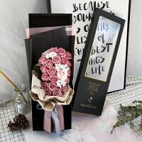 母亲节物实用送妈妈香皂花束礼物送女朋友生日礼物创意礼品肥皂花
