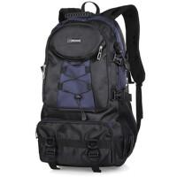 男士防水大容量背包外出旅游包双肩包登山防水电脑包学生书包