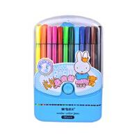 晨光文具 水彩笔 绘画笔 米菲果缤纷36色 涂鸦笔 可洗 FCP90148
