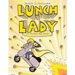 【预订】Lunch Lady and the Bake Sale Bandit 9780606151788