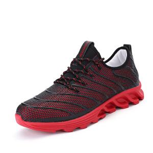 秋季新款潮鞋男鞋跑步鞋男士休闲鞋运动板鞋韩版百搭鞋男跑鞋