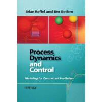 【预订】Process Dynamics and Control 9780470016640