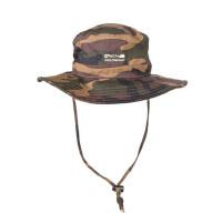宽檐防晒帽渔夫帽 可调节 纯棉舒适男女 迷彩款