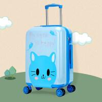 儿童拉杆箱18寸20寸卡通小行李箱学生小清新万向轮女旅行箱包男