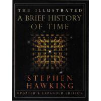 【现货】英文原版 时间简史 精装全彩插图版(新修订版)The Illustrated a Brief History
