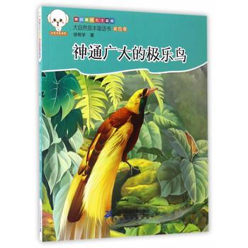 正版jyy_小豆子彩书坊·大自然是本童话书-第四季:神通广大的极乐鸟