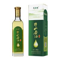 茂森缘山茶油物理冷榨茶籽油500ML新食用油物理压榨