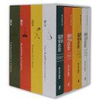 """蔡志忠""""漫画哲学经典""""系列(精装典藏版,套装共4册)(附赠蔡志忠主题工艺折扇1把)"""