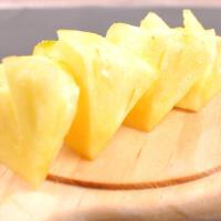 【包邮】小菠萝新鲜现摘现发凤梨 香水菠萝凤梨 迷你新鲜菠萝 5斤装 4个左右