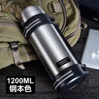 【家�b� 夏季狂�g】保�乇�男大容量�嘏�水瓶�敉獗�y��d旅行水杯水��2L