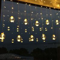 满天星led彩灯闪灯ins少女心串灯卧室网红房间布置圣诞装饰星星灯