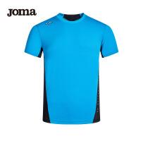 JOMA荷马男士短袖T恤夏季新款运动时尚速干服舒适透气上衣满200减40