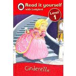 Ladybird:Cinderella(Read It Yourself-Level 1) 小瓢虫分级读物:《灰姑娘》(阅读级别:1)ISBN 9781409303886