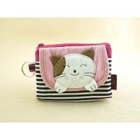 新品卡包猫零钱包硬币包散纸包钥匙环女用小包包实用口袋包创意设计韩版