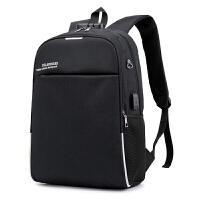 时尚潮流高中初中学生书包双肩包男背包男士旅行包电脑休闲旅游女