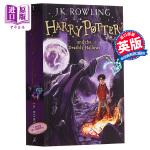 【中商原版】英文原版 哈利波特与死亡圣器 Harry Potter and the Deathly Hallows 哈