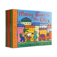 Maisy's Holiday Book Bag(6 books)小鼠波波6本图画故事书(袋装)ISBN9781406