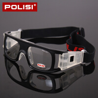男士运动眼镜 可配近视 踢足球眼镜框篮球眼镜