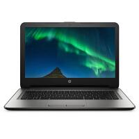 惠普(HP)HP14-aq001TU 14英寸笔记本电脑(赛扬N3060 4G 500G Win10)银色