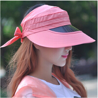 帽子 女 电动车遮阳帽女士防晒帽 太阳帽 防紫外线遮阳骑车帽