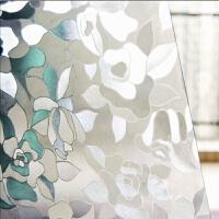 玫瑰花瓣PVC桌布透明软质玻璃防水餐桌台布塑料桌垫免洗水晶板防油茶几垫1.5厚