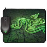 雷蛇(Razer)地狱狂蛇 Abyssus 游戏鼠标 黑色 磨砂版 游戏鼠标  1800DPI/3500DPI可选择  全新盒装正品